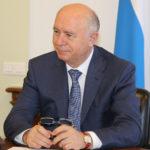 Губернатор Самарской области Н.И. Меркушкин